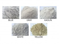 SET CLAY POWDER 5